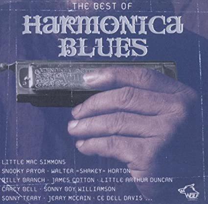 The Best of Harmonica Blues (2001)