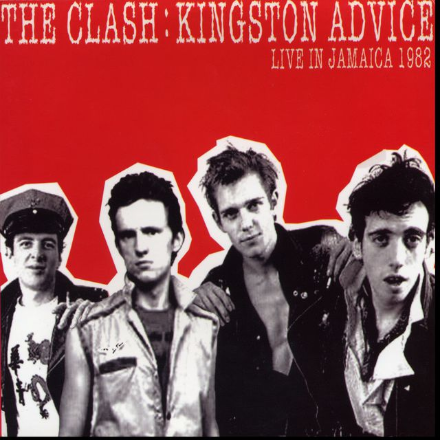 The Clash live 1982 Kingston Advice