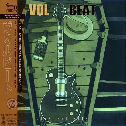 Volbeat   Greatest Hits 2015