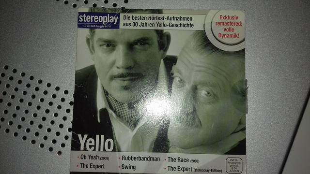 Yello - Stereoplay