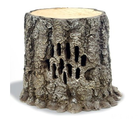 Tree Stump Stereo