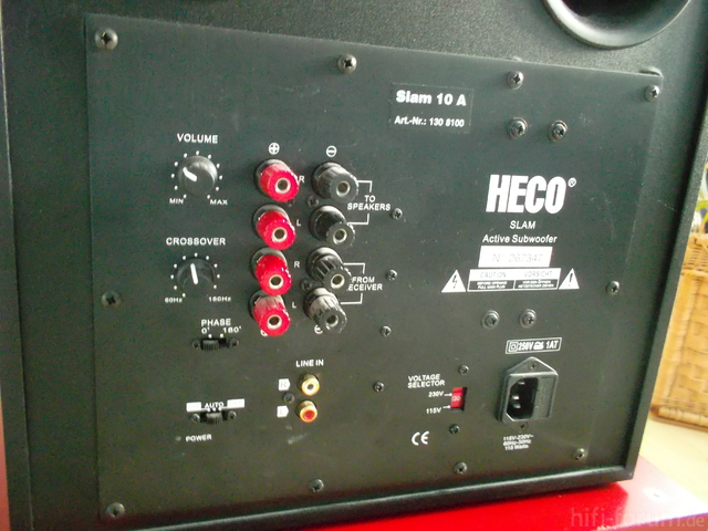 Heco Slam 10A