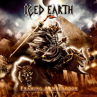 Iced Earth - Framing Armageddon (Something Wicked Part 1)