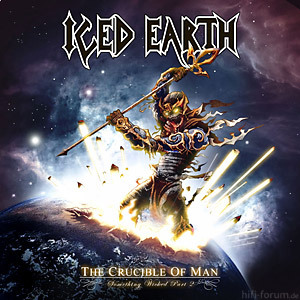 Iced Earth - The Crucible Of Man