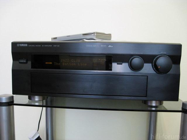 Yamaha DSP A2 Front