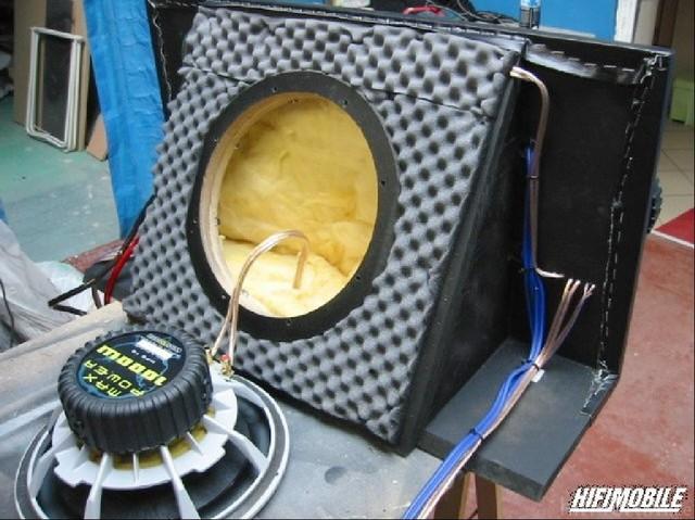 subwoofer skisack 2 skisack subwoofer hifi bildergalerie. Black Bedroom Furniture Sets. Home Design Ideas