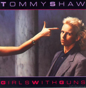 Tommy SHAW Girls With Guns LP