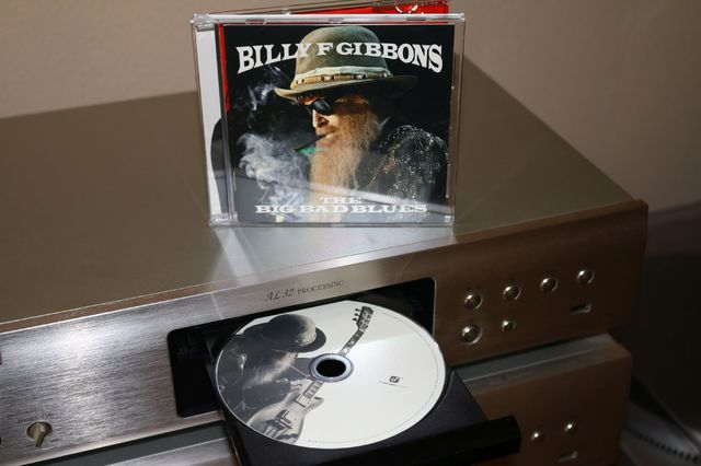 Billy F Gibbons - The Big Bad Blues 1