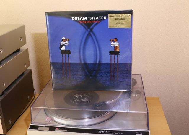 Dream Theater - Falling Into Infinity 2g