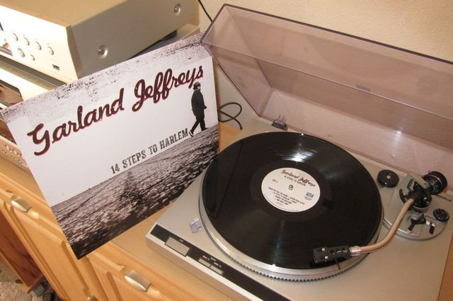 Garland Jeffreys - 14 Steps To Harlem#
