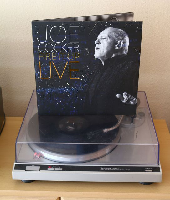 Joe Cocker - Fire It Up Live 1