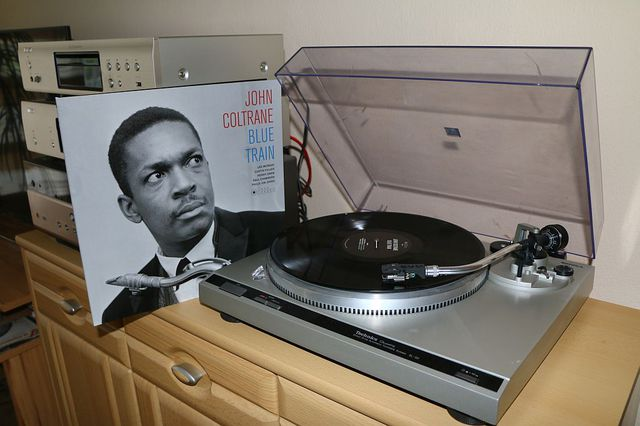 John Coltrane - Blue Train 1