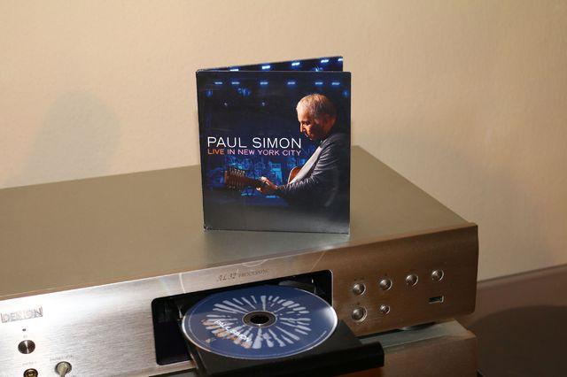 Paul Simon - Live in New YorkCity