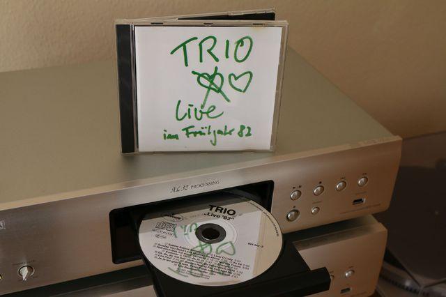 Trio - Live im Frühjahr 82