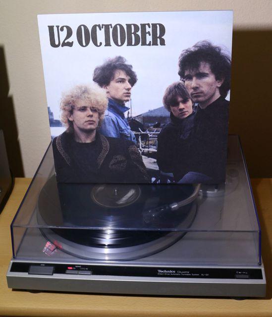 U2   October 2