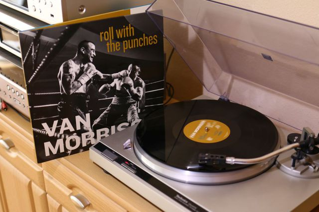 Van Morrison - Roll With The Punches1