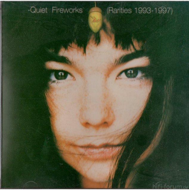 Björk Quiet Fireworks