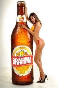Brahma Bier Aus Brasilien