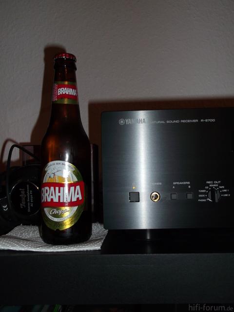 Brahma Brasilianisches Bier