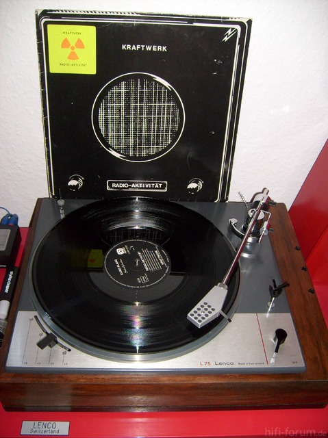 Kraftwerk Radio-Aktivität
