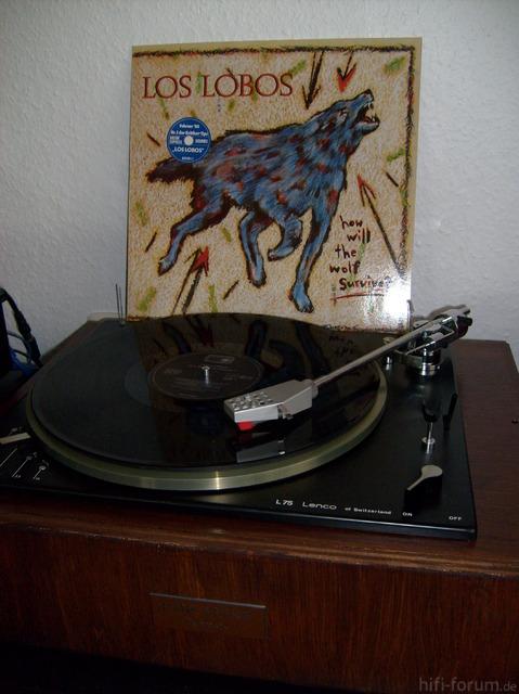 Los Lobos LP