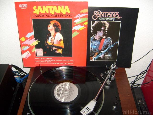Santana Star Sound Collection