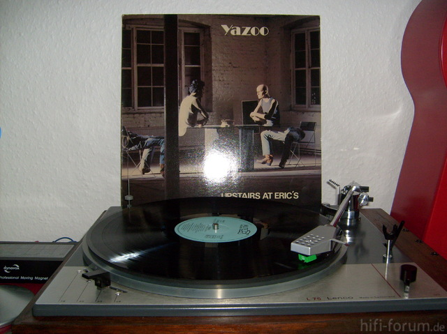 Yazoo - Upstairs At Eric's