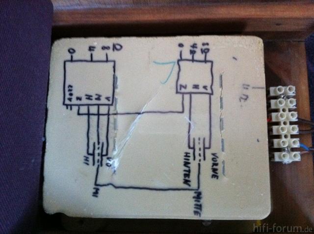 Elektrostaten-Trafo