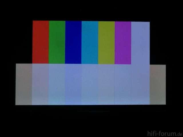 Optoma optimiert auf 24Hz mit 60Hz links