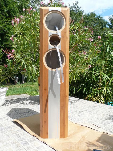 Pascal XT | Bambus & Alu