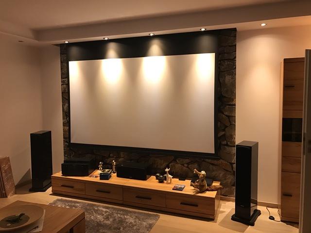 Monitor Audio RX8 und Center