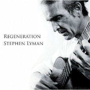 Stephen Lyman   Regeneration