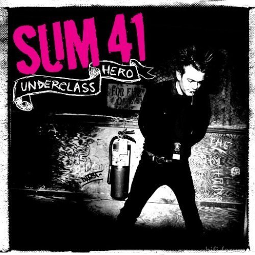 Sum 41   Underclass Hero (Limited Edition)