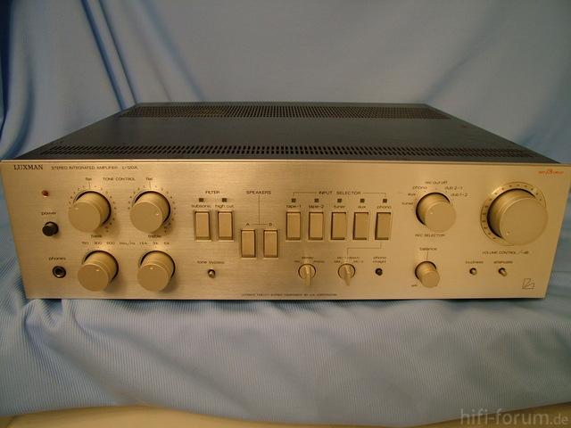 Luxman L120-A
