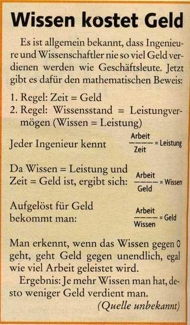 Wissen