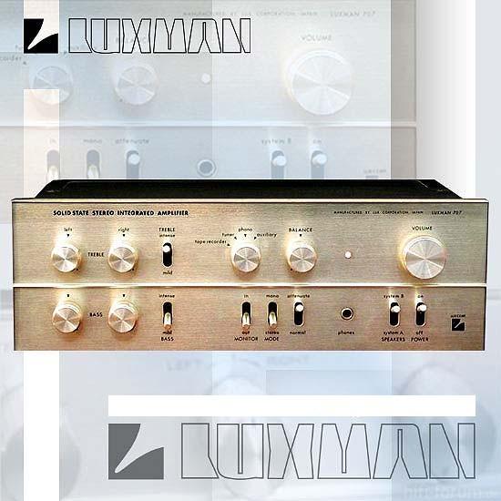 Luxman707b
