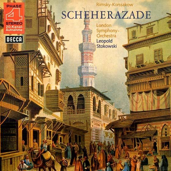 Rimsky Korsakov Scheherazade Stokowski