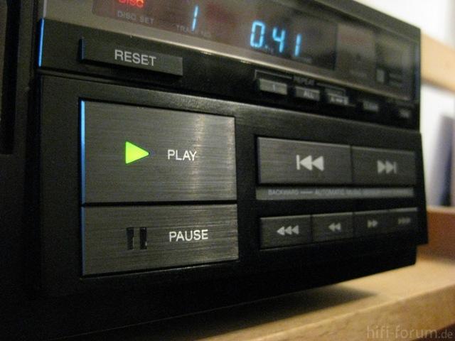 Sony CDP 101 009