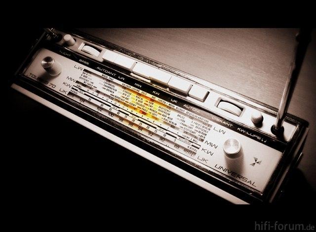 Sony Radio 031