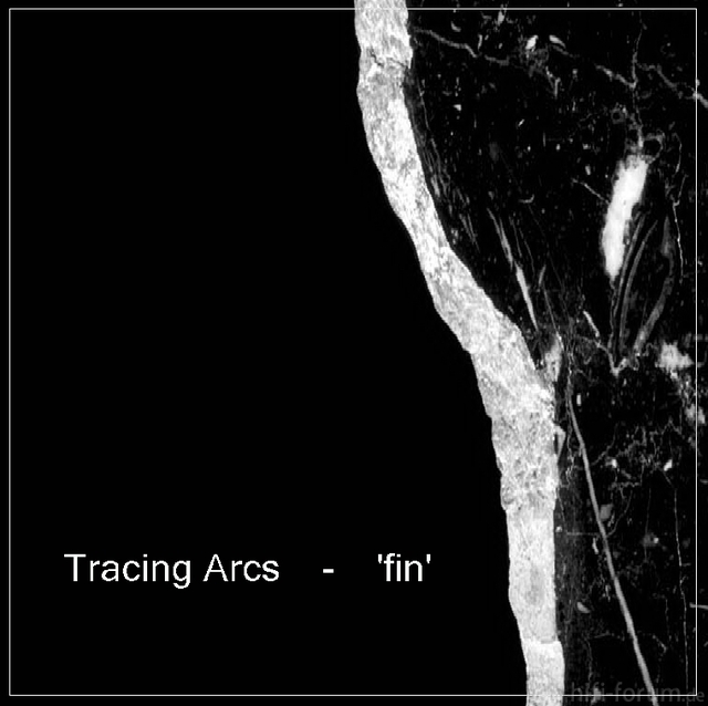 Tracing Arcs   Fin Front Cover