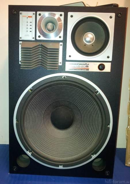 Marantz LS-20A 4-Wege Lautsprecher