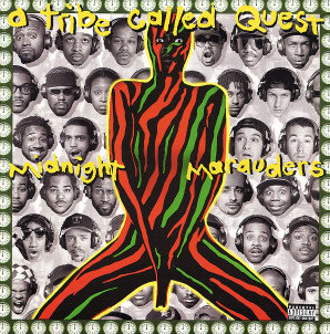ATCQ - Midnight Marauders