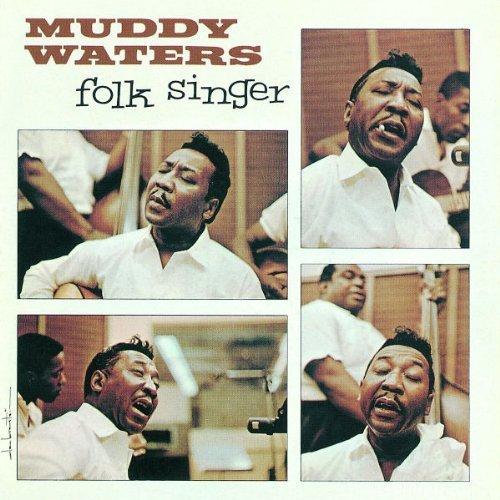 Muddy Waters - The Folk Singer