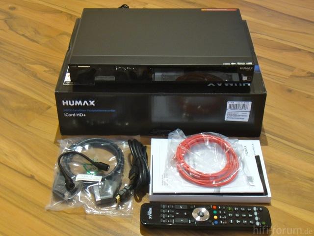 Humax ICord HD+ 1000GB