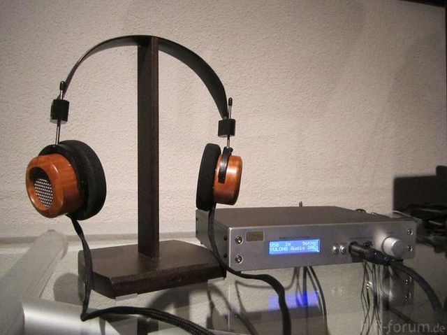 Headphone + Amp