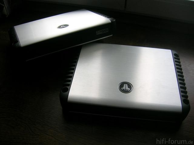 JL Audio HD 750 Und HD 600