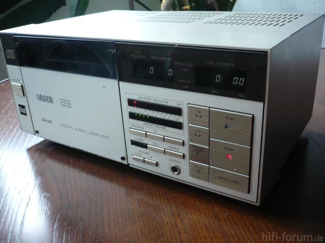 Dual CD-120