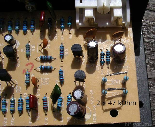 Dynvox TC750 Mod Shure 97