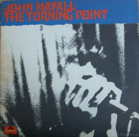 John Mayall Turning Point Album Cover Reduced