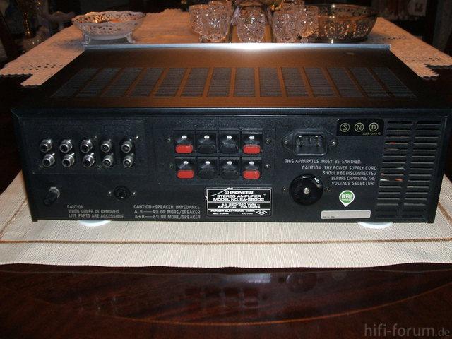 Pioneer SA 5500 II N5